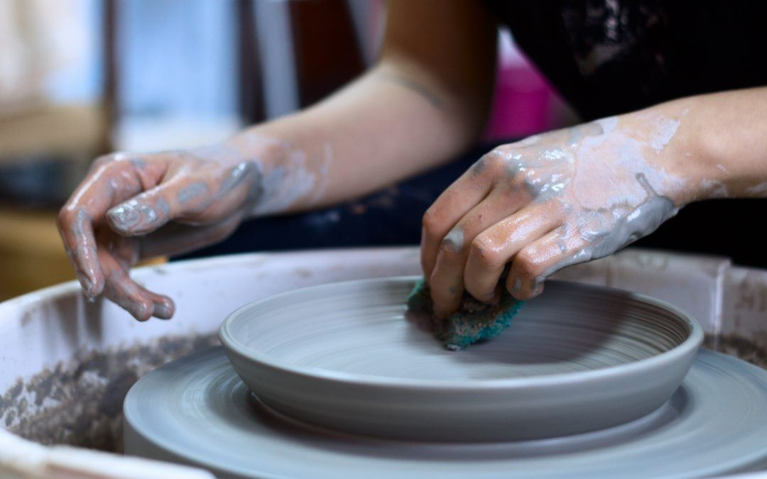 WHEN WRITING IS LIKE POTTERY
