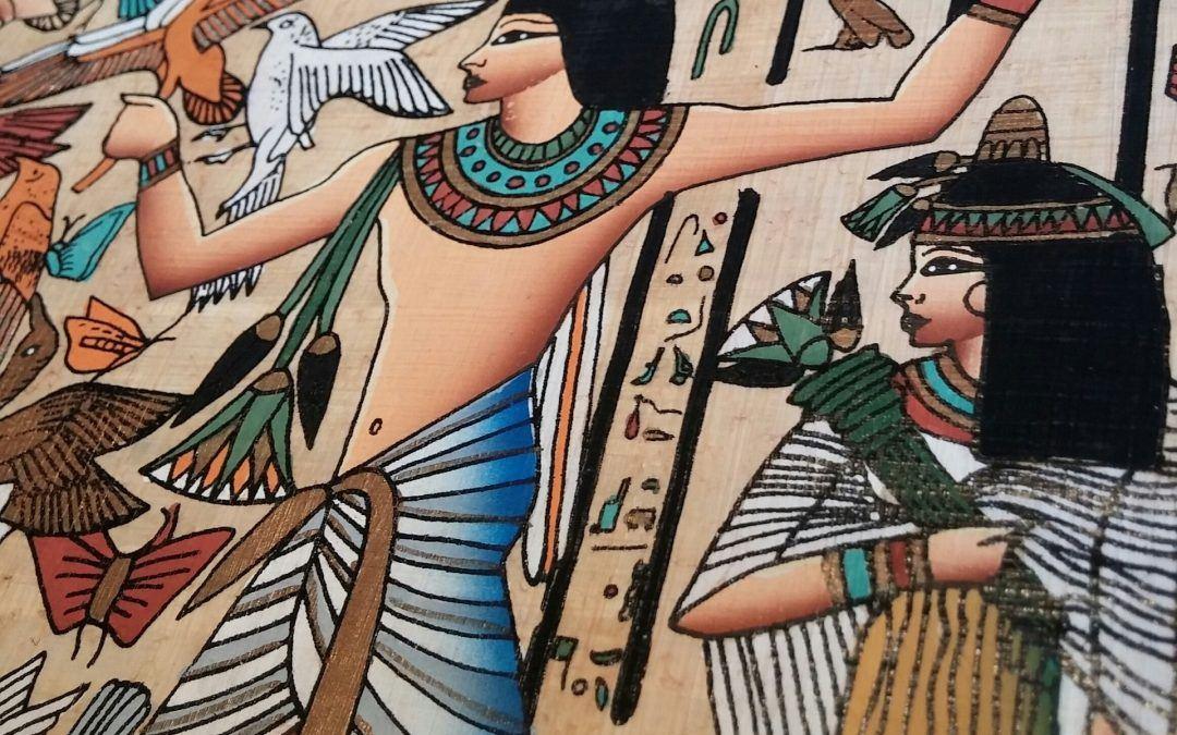 ORDINARY WOMEN OF THE BIBLE: Asenath's Story