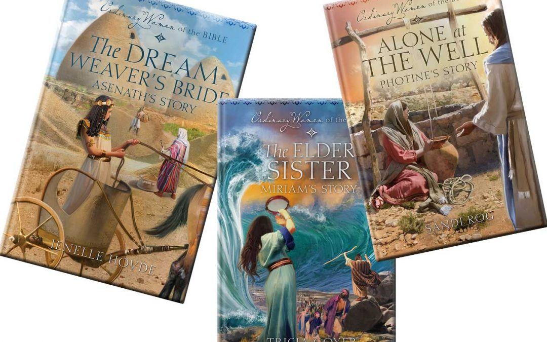 Guideposts Biblical Fiction Giveaway!